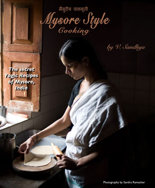 Mysore Style Cooking at Yoga Bazaar