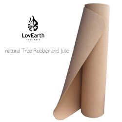 LovEarth Yoga Mat at Yoga Bazaar