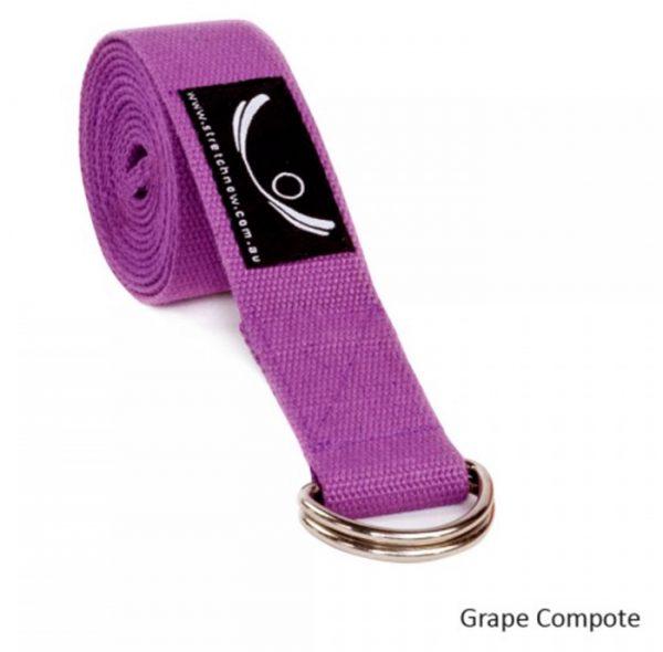 yoga-strap-grape-compote