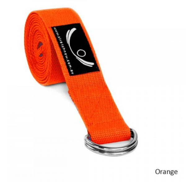 yoga-strap-orange
