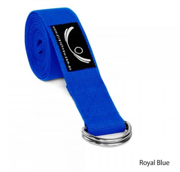 yoga-strap-royal-blue