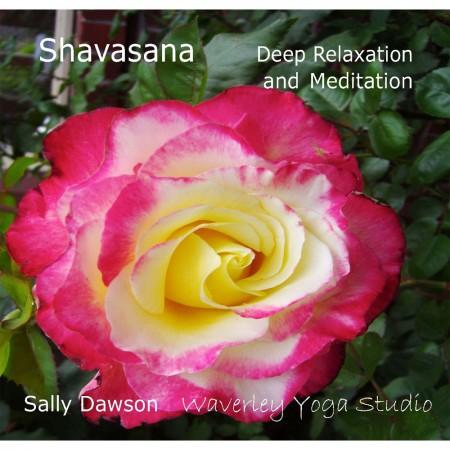 Shavasana and Meditation CD at Yoga Bazaar