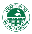 certified to OE 100 standard
