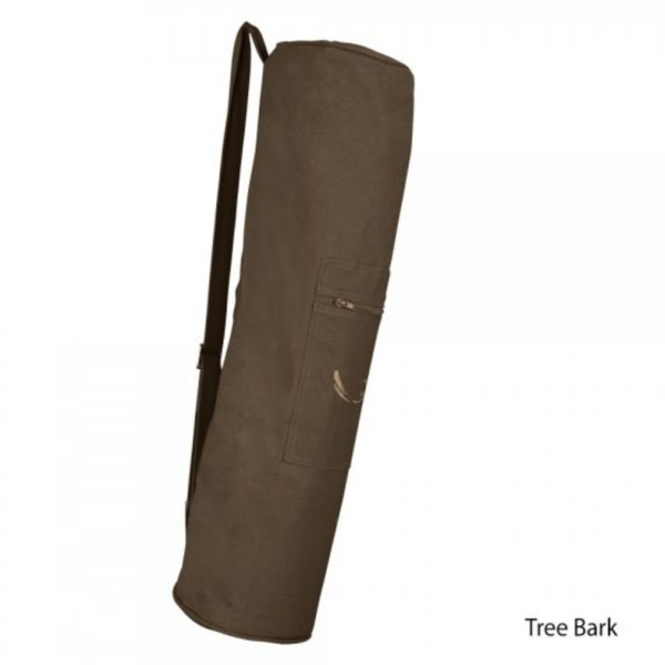 yoga mat bag tree bark