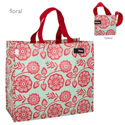 Recycled Plastic Carry Bag at Yoga Bazaar