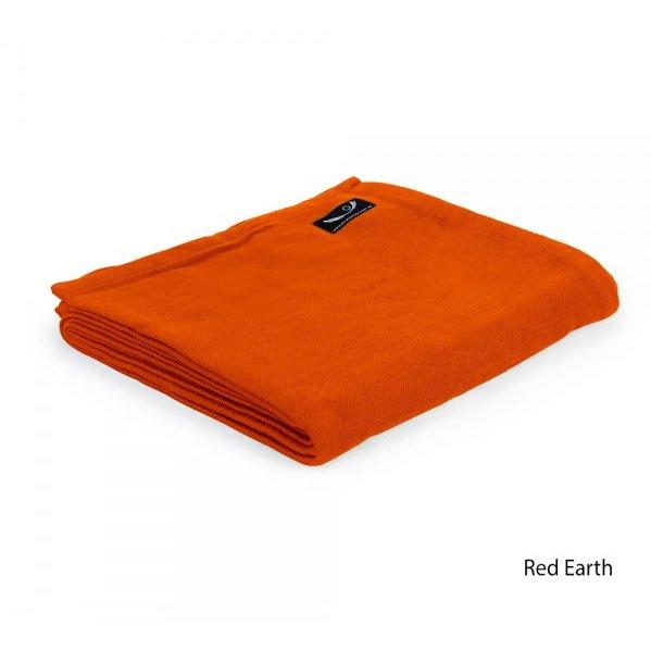 cotton yoga blanket