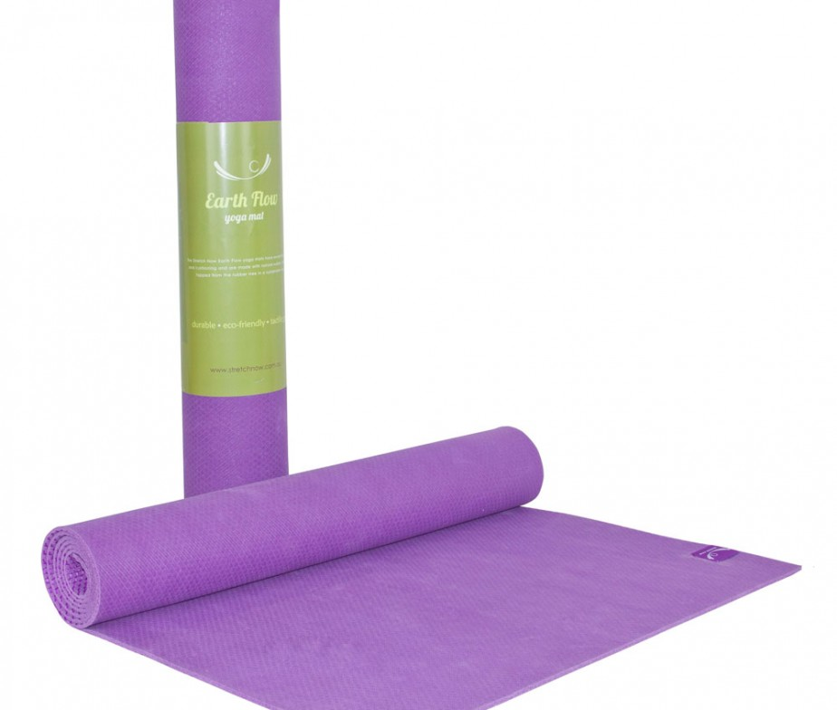 Rubber Yoga Mat 4mm