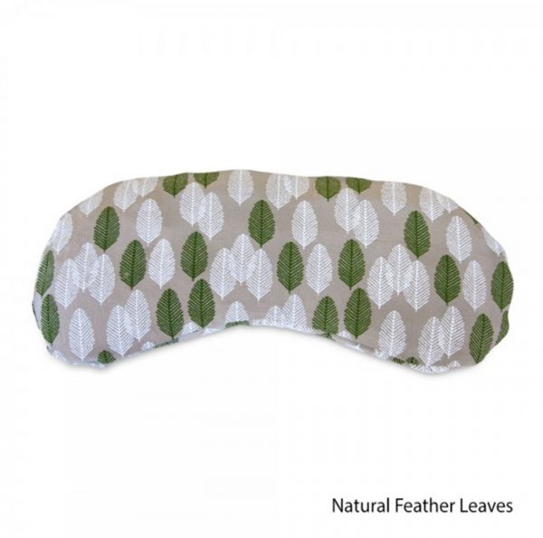 eye-pillow-natural-feather-leaves