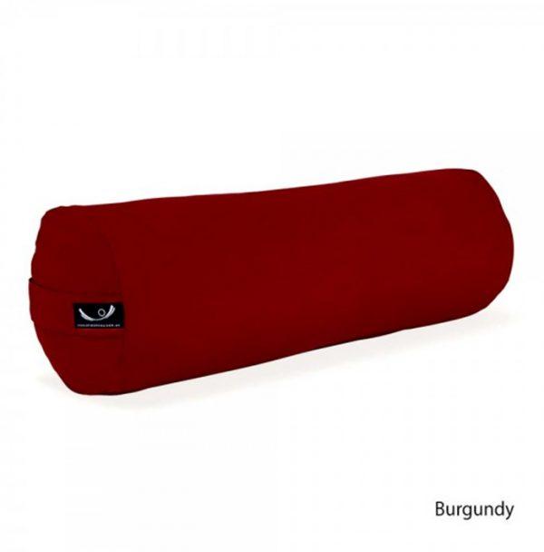 yoga-bolster-burgundy