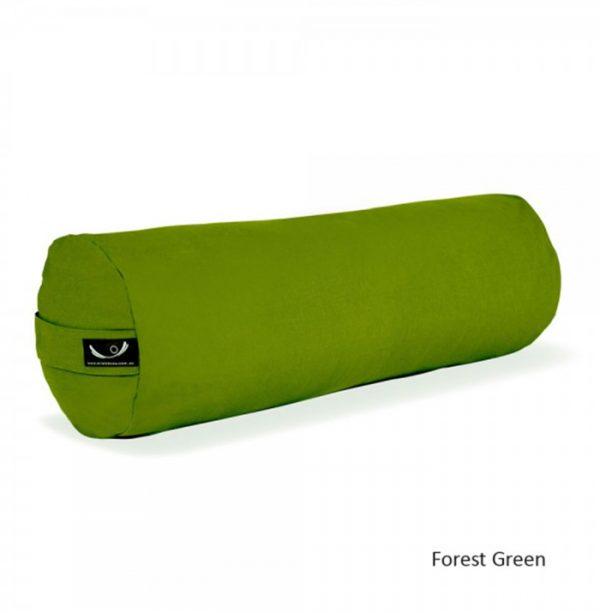 yoga-bolster-forest-green