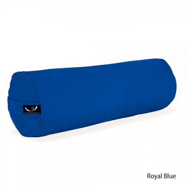 yoga-bolster-royal-blue