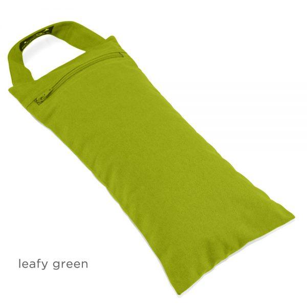 sandbag-leafy-green