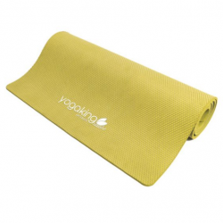 rubber yoga mat 6mm